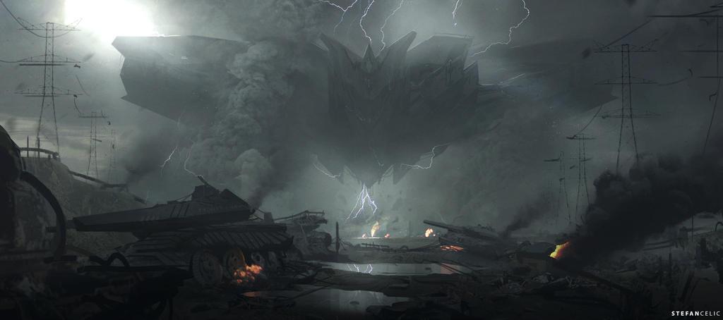 Destroyer by StefanCelic