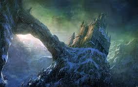 Castle Ravenloft by blackstoneca