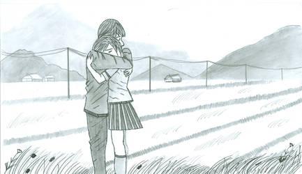 Sad Hug - Farewell