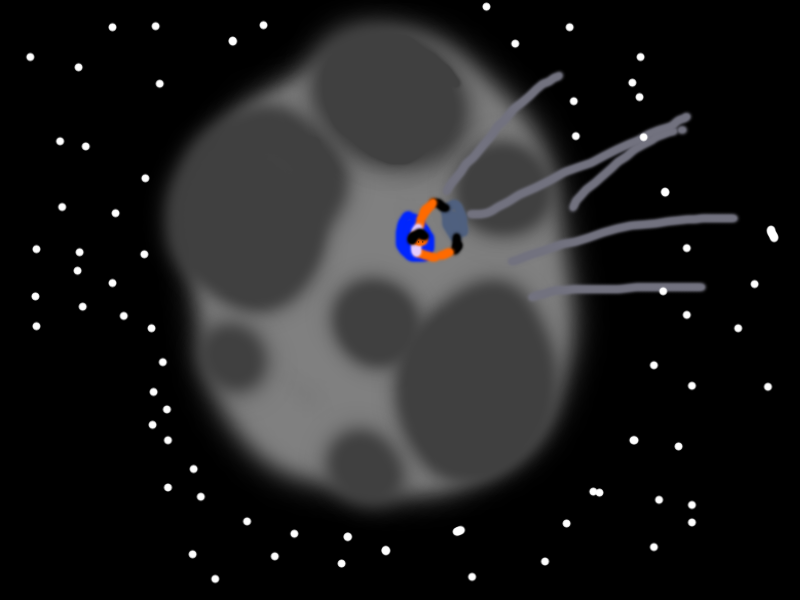 Portal 2 Alnertive ending by DarwinWatterson3rd