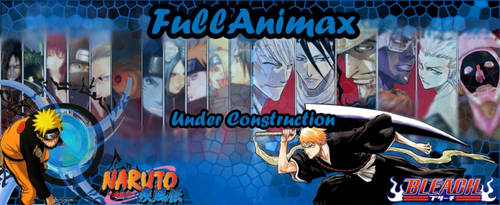 Full animax banner