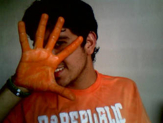 Orange ME by Aleds