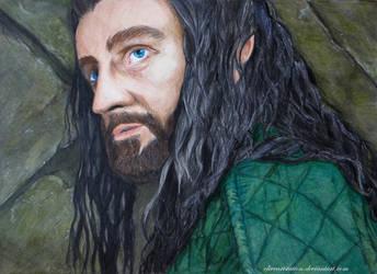 Thorin Oakenshield by OliveArtStation