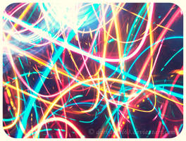 Neon madness by darkangel63