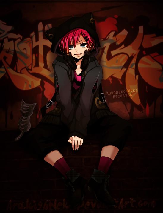 Araki96Neko's Profile Picture