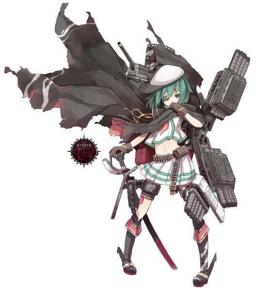 45 renders manga _render__gungirl_by_araki96neko-d7wxb39