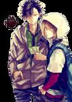 [Render] Kuro and Kenma