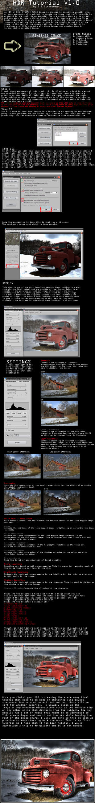 HDR Tutorial v1.0 by Logicalx