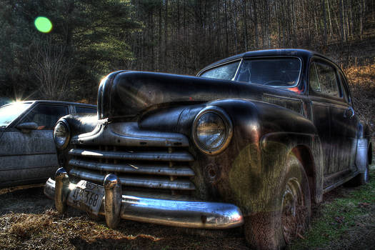 Aged Ford I
