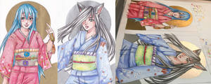 RQ - Kimono Girls