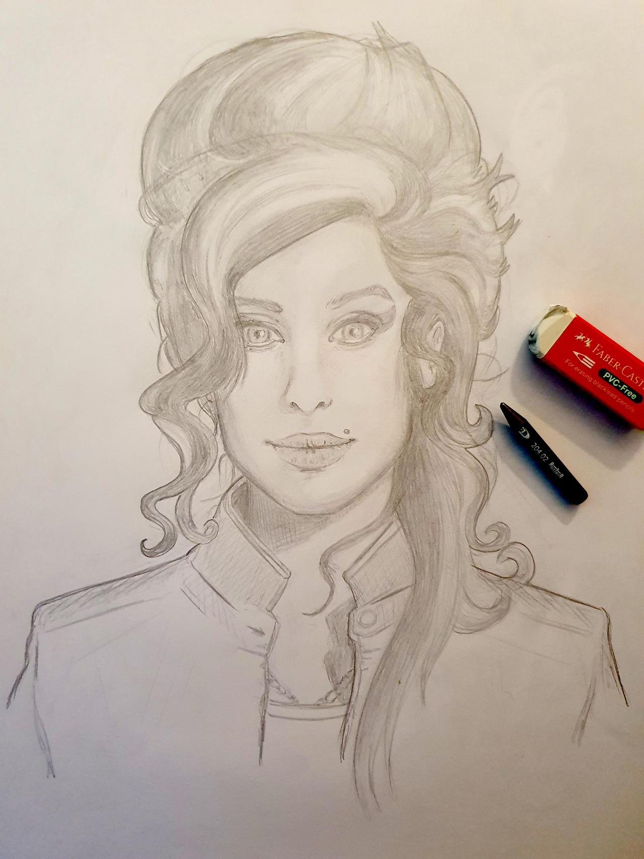 Amy Winehouse - Sketch