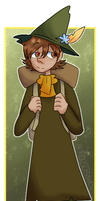 I caught the Snufkin Bug