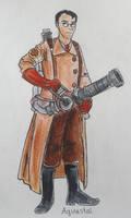 Watercolor Medic