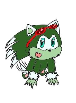 Scourge the werepuppy by xXChikara-the-wolfXx