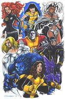 Astonishing X-Men by olybear