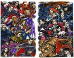 Marvel-DC: Vampire War