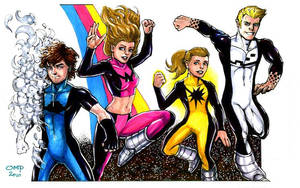 Power Pack Now by olybear
