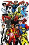 Avengers Academy + Initiative