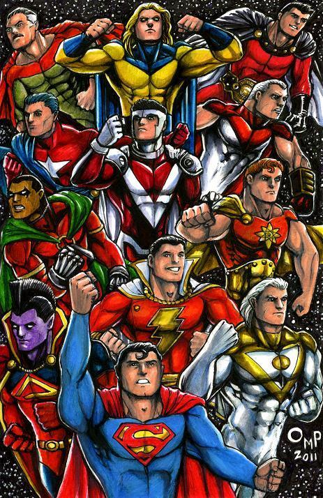 Super Men by olybear