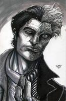 Harvey Dent by olybear