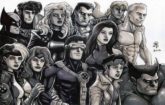 X-Men, Circa 1991