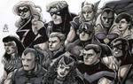 Avengers, Circa 2001