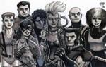 X-Men, Circa 1985