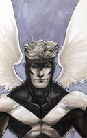 Angel by olybear
