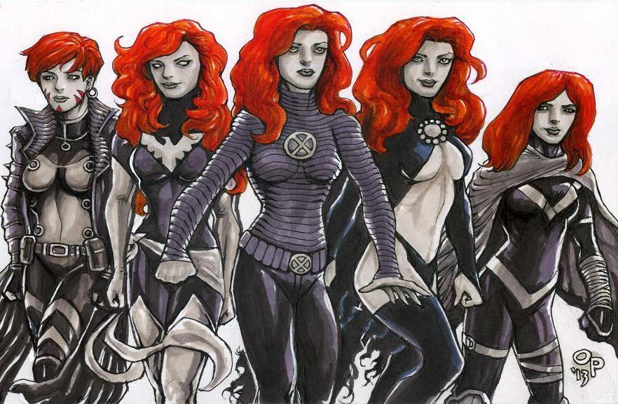 Redheads by olybear