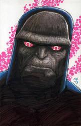 Darkseid Is! by olybear