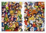 DC Vs. Marvel, 2001