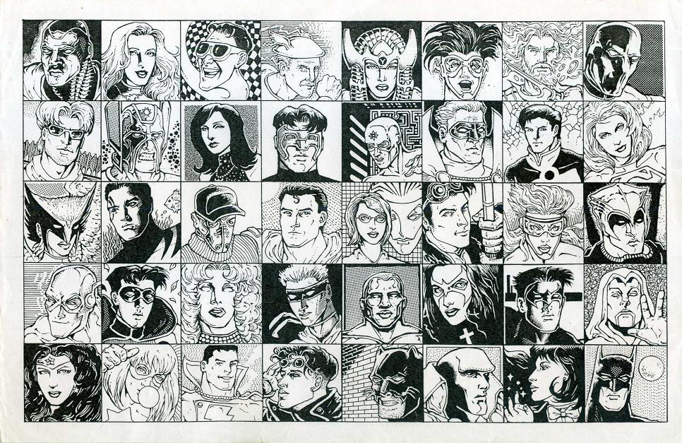 DC Universe, 1999 by olybear