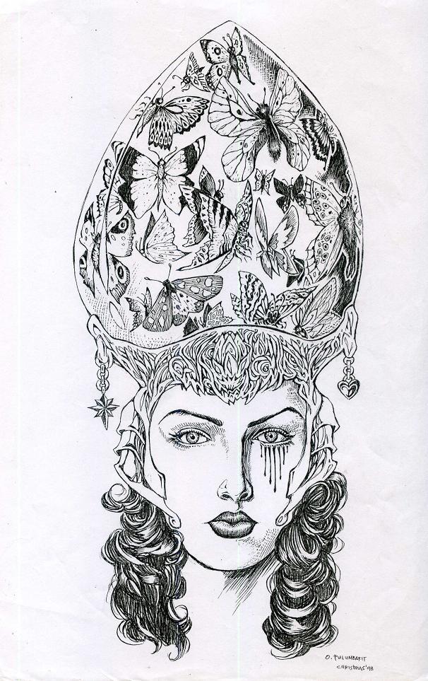 Marleina by olybear