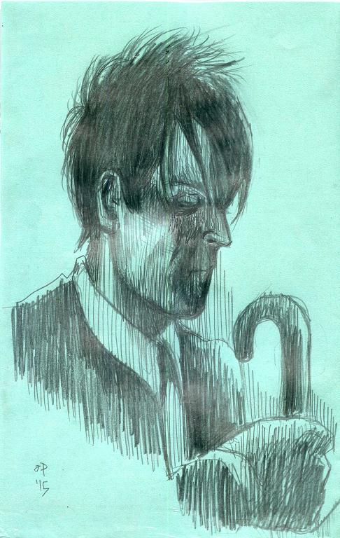 Oswald by olybear