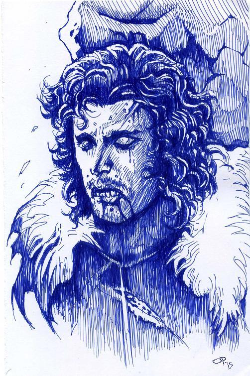 Snow, Wight by olybear