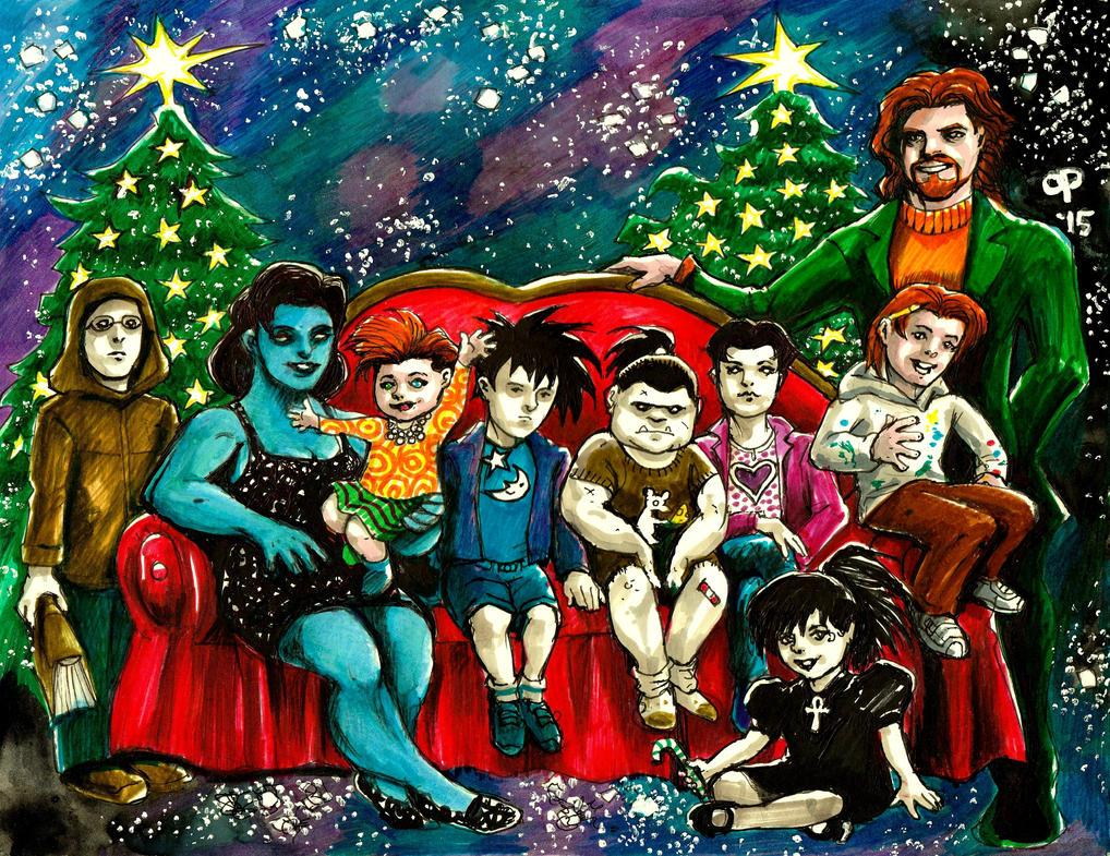 Happy Endless Holidays! by olybear