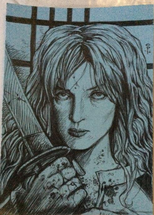 Beatrix by olybear