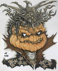 Pumpkin Prince by olybear