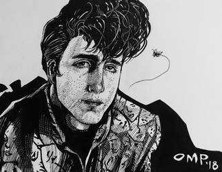 Elio and the Fly by olybear
