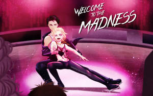 Welcome to the MADNESS by razephyr