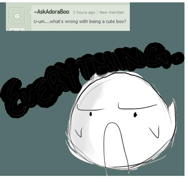Question 12 - cuteness by AskBoo