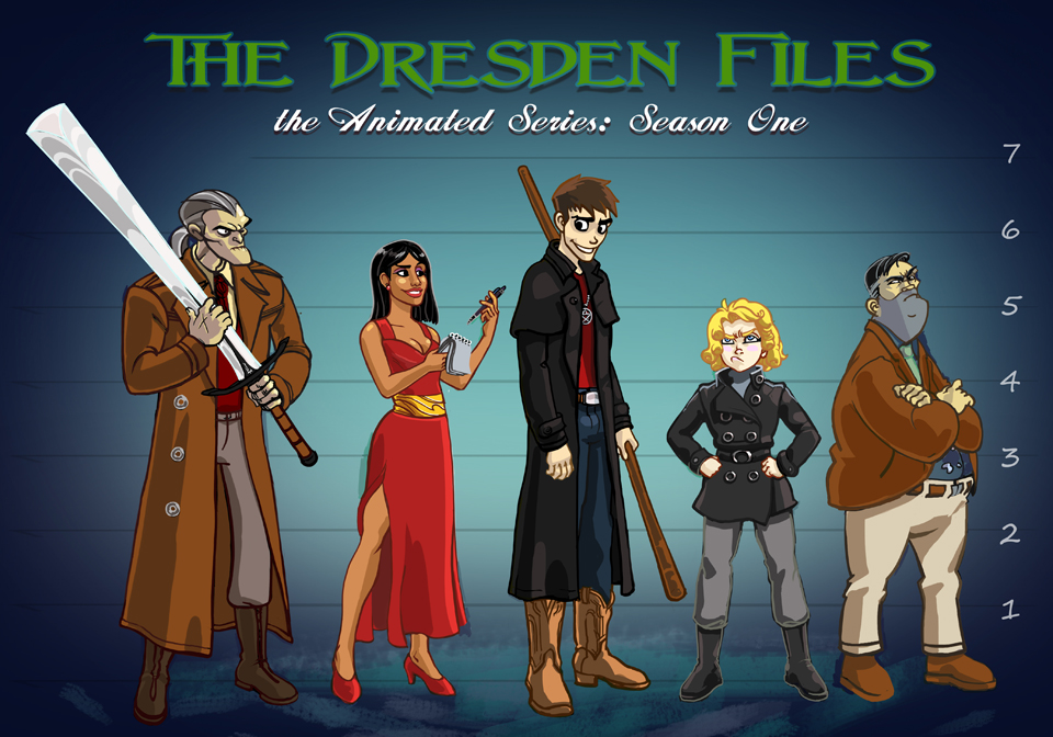 dresden guys You guys are terrible at this look, you can't ask how does nanoha canon play with dresden files canon without a plot line, .