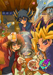 YGO 10thAniversary Grill Party