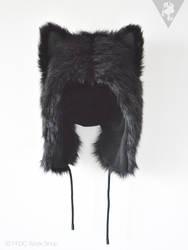 Wolf black (short)