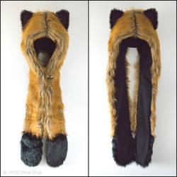 Animalhood Red Fox by FreemanFDC