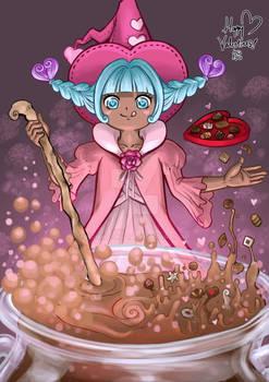 The Valentine Witch