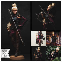 NOT-SO-TINY: SERA FROM DRAGON AGE: INQUISITION