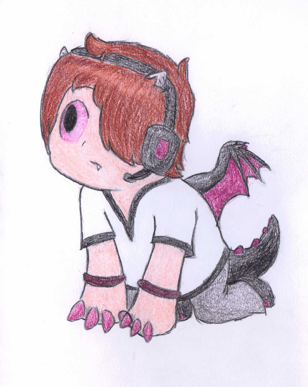 Chibi Enderlox by WildWithin on DeviantArt