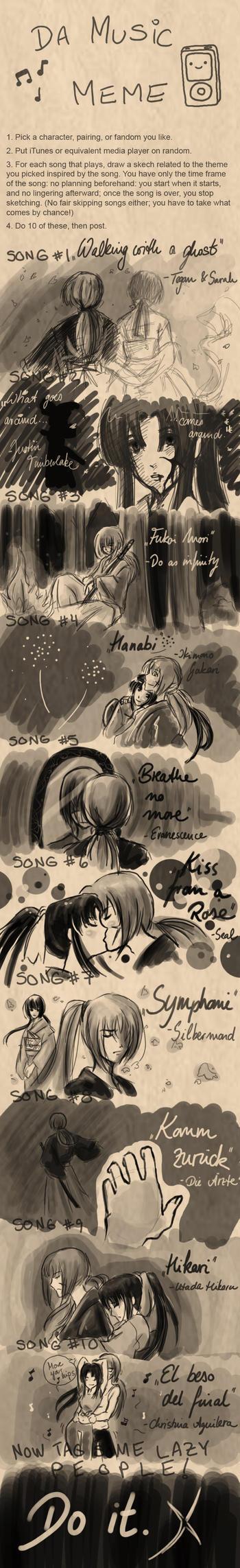 Music Meme by Nichii