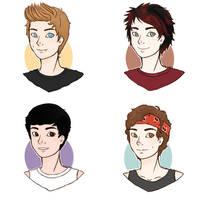 5SOS by gucciwreck